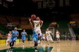 Women's Basketball vs Rhode Island