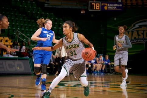 Women's Basketball vs Saint Louis