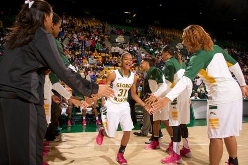 Women's Basketball vs Richmond